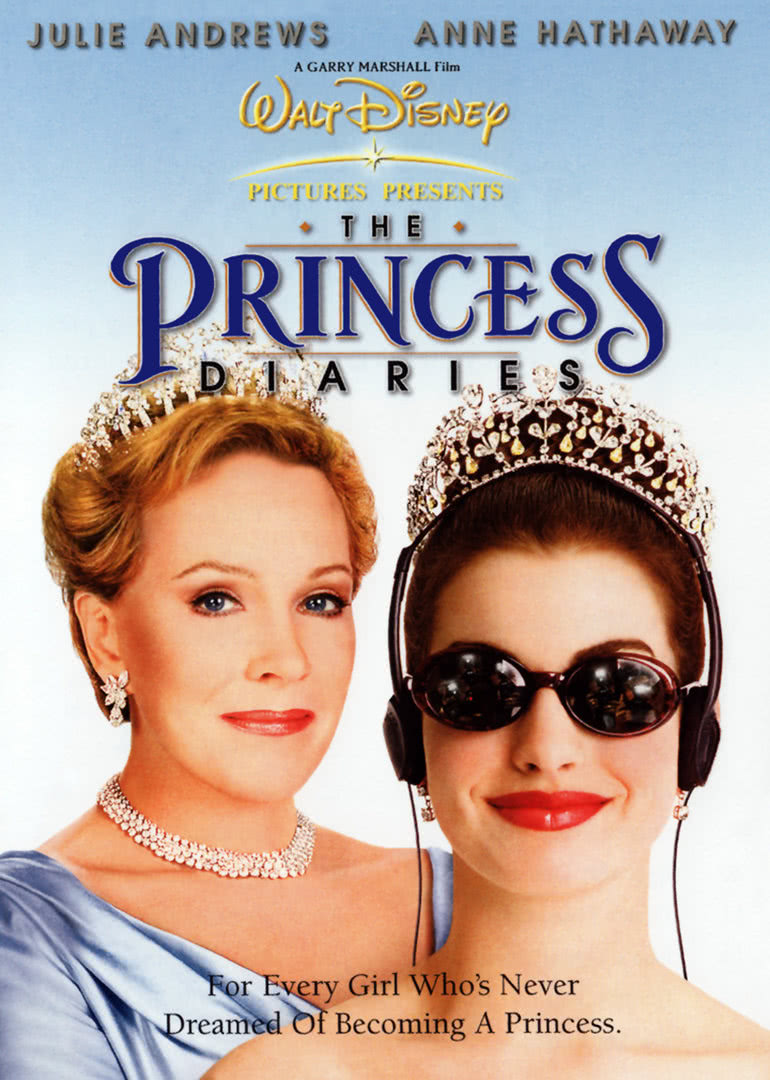 The princess diaries  麻雀變公主